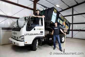 """""""Little Dumps"""" contractors launch web-based platform; toys with name - Missoula Current"""