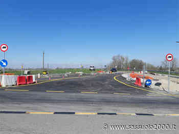 Tagliata di Guastalla, da domani rotatoria aperta al traffico - sassuolo2000.it - SASSUOLO NOTIZIE - SASSUOLO 2000
