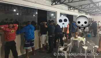 Guarda Municipal interrompe festa em Campo Limpo Paulista - Tribuna de Jundiaí
