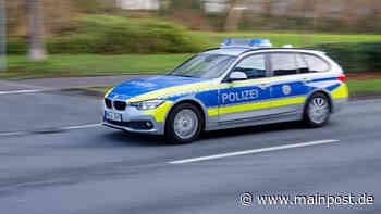 Autofahrer lieferte sich in Hofheim Verfolgungsjagd mit der Polizei - Main-Post