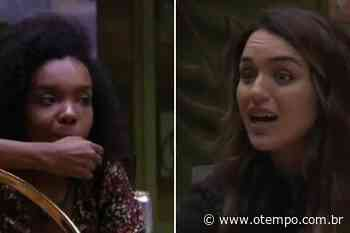 'BBB 20': Rafa defende Paula e diz que Lagoa Santa é 'interior do interior' - O Tempo