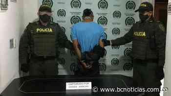 En Belalcázar capturaron a un hombre que era requerido por un juzgado de Manizales - BC Noticias