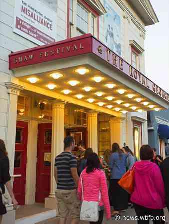 COVID puts tourism, theater season in Niagara-on-the-Lake on hold - WBFO