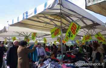 SANTHIA'. Torna il mercato con il controllo della temperature - giornalelavoce