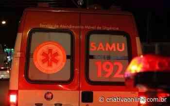 Homem morre após acidente de trânsito em Itapetinga neste domingo - Criativa On Line