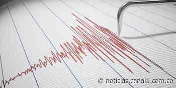 Se registra sismo en Zapatoca, Santander - Canal 1