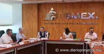 Descentraliza PEMEX sus oficinas; sesiona Consejo de Administración en Ciudad del Carmen - Diario Presente