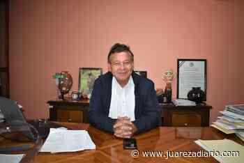 Llama alcalde de Nuevo Casas Grandes a no confiarse y redoblar medidas de higiene por COVID-19 - Juárez a Diario