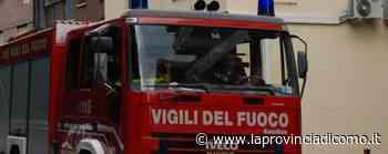 Incidente in un'azienda Operaio ustionato a Turate - La Provincia di Como