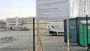 Bauen in Elsterwerda: Größere Investition auf dem Gelände des Elsterschulzentrums - Lausitzer Rundschau