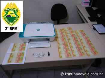 PF assume investigação de preso por estelionatário em Siqueira Campos - Tribuna do Vale