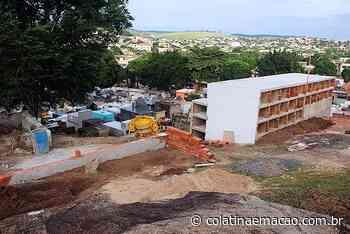 Baixo Guandu amplia vagas no cemitério: Exército indagou sobre capacidade de sepultamentos - Colatina em Ação