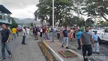 Conductores protestaron en Caripito por falta de gasolina - El Pitazo
