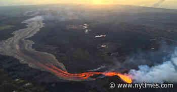 Did Heavy Rain Make Hawaii's Kilauea Volcano Erupt?