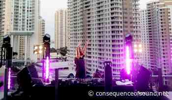 David Guetta Performs DJ Set From Miami Rooftop, Raises $700,000 - Consequence of Sound