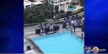 DJ David Guetta performs set from Icon Brickell in livestreamed benefit - WSVN 7News | Miami News, Weather, Sports | Fort Lauderdale