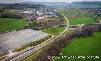 B 29: Baustart bei Essingen im Herbst - Schwäbische Post