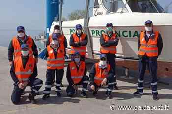 Lazise: squadra Protezione Civile Marinai pronta per consegna mascherine - gardapost