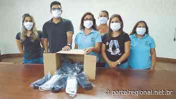 Prefeitura Municipal de Tupi Paulista distribui máscaras para seus colaboradores - Portal Regional Dracena