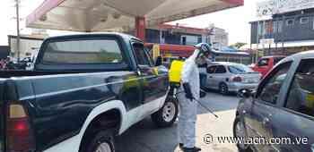Alcaldía de Guacara entregó tapabocas y decinfectó vehíuculos - ACN ( Agencia Carabobeña de Noticias)