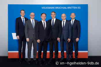 Volksbank Bruchsal-Bretten und Volksbank Stutensee-Weingarten führen Fusionsgespräche - Hügelhelden.de