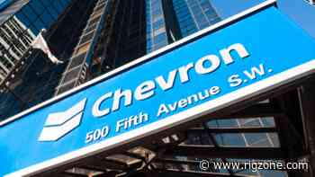 Chevron Banned From Producing Oil in Venezuela