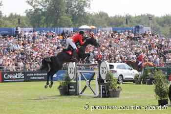 Jumping de Chantilly annulé, concours complet de Chaumont-en-Vexin reporté, le risque d'une saison blanche pour les cavaliers - Courrier picard