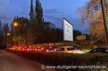 Autokino Kornwestheim und die Corona-Krise - Riesiger Ansturm am Wochenende – so reagiert der Betreiber - Stuttgarter Nachrichten