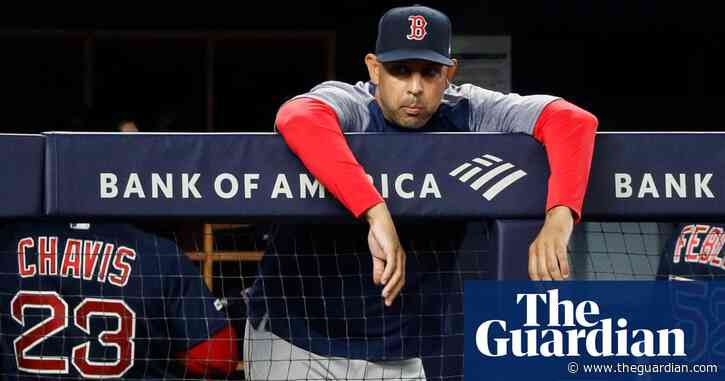 Red Sox lose draft pick but escape major punishment over cheating allegations