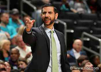 Borrego Touches on NBA Hiatus, Team Evaluation, Player Engagement and More