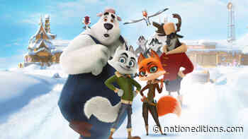 Artic Dogs: Jeremy Renner's Voice Animated Title On Netflix - NationEditions