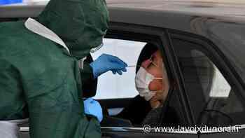 Wambrechies : un drive pour dépister les malades du Covid-19 mis en place lundi - La Voix du Nord