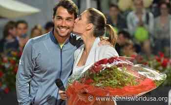 Fabio Fognini Working on a Comeback Plan for Wife Flavia Pennetta - Tennis World USA