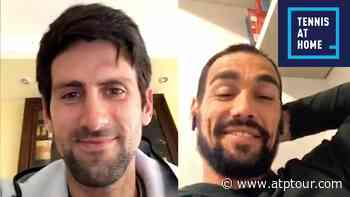 Who Wants To Coach Nick Kyrgios: Novak Djokovic Or Fabio Fognini? - ATP Tour