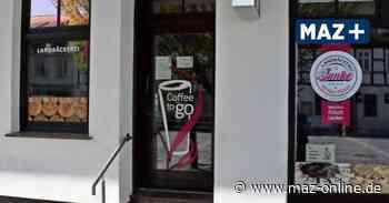 Pritzwalk - Bäckereicafé in Pritzwalk hat dichtgemacht - Märkische Allgemeine Zeitung