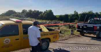 Se ahoga menor de edad en el arroyo los caimanes de Elota - Linea Directa