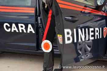 40enne aveva fatto una rapina a Laives, i carabinieri di Egna lo denunciano per il furto di una borsa - La Voce di Bolzano