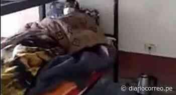 Policías de la comisaría de Llata con COVID-19 denuncian trato inhumano para su salud - Diario Correo