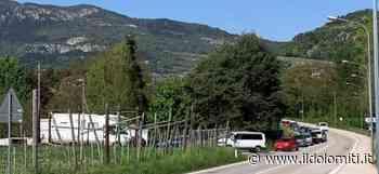 Coronavirus, code e rallentamenti per entrare al Crm di Povo e anche l'autobus resta bloccato - il Dolomiti