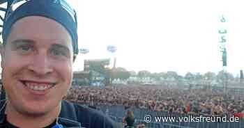Dominik Feltes aus Stadtkyll hat als Tontechniker Einbußen durch Corona - Trierischer Volksfreund