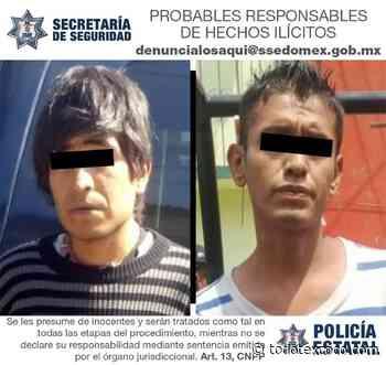 Denuncias ciudadanas deja cinco detenidos en Chicoloapan e Ixtapaluca - todotexcoco.com