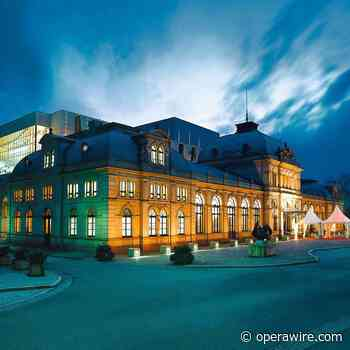 Apr 21, 2020 Baden-Baden Easter Festival & Berlin Philharmonic Extend Collaboration - OperaWire