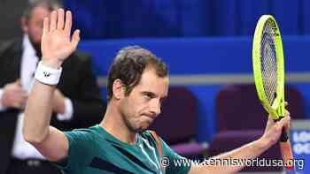 Richard Gasquet: I can't complain, I'm not losing my job - Tennis World USA