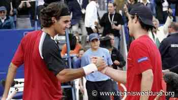 Richard Gasquet recalls his win against Roger Federer in Monte Carlo in 2005 - Tennis World USA