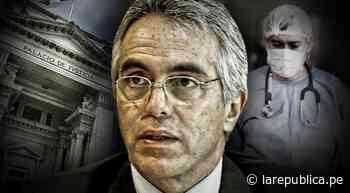 García-Sayán: Coronavirus no debe impedir las garantías del sistema de justicia - LaRepública.pe
