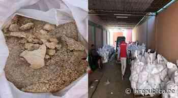 Coronavirus: canastas de Jayanca contenía arroz en mal estado - LaRepública.pe