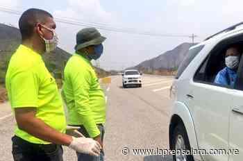 Gobernación mantiene vigilancia en El Tocuyo - La Prensa de Lara