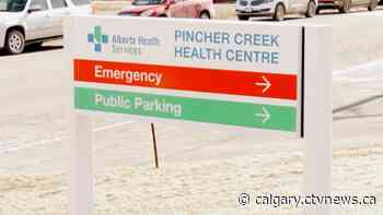 Pincher Creek faces upcoming health crisis as 9 docs resign from hospital - CTV News