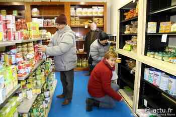Seine-et-Marne. A Rozay-en-Brie, Le Grenier 77 distribue des colis alimentaires gratuits pendant le confinement - actu.fr