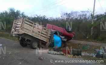Por la muerte de pareja en la vía Maní-Oxkutzcab, sujeto es vinculado a proceso - Yucatán a la mano